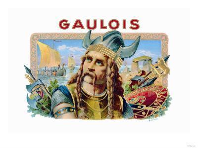 Gaulois Cigars--Art Print