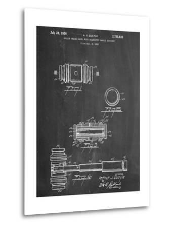 Gavel Patent Office Art