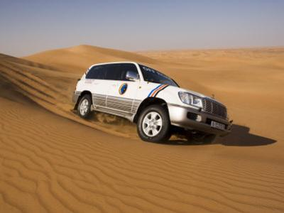 4X4 Dune-Bashing, Dubai, United Arab Emirates, Middle East