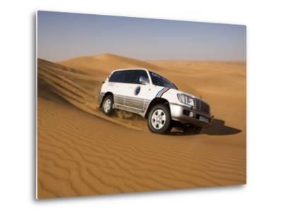 4X4 Dune-Bashing, Dubai, United Arab Emirates, Middle East