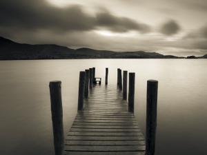 Barrow Bay, Derwent Water, Lake District, Cumbria, England by Gavin Hellier