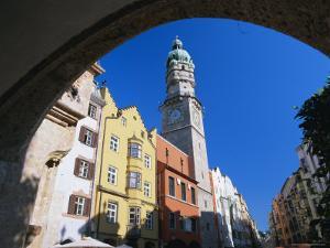 City Centre, Innsbruck, Tirol (Tyrol), Austria, Europe by Gavin Hellier