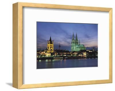 Cologne Skyline, Germany