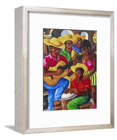 Cuban Paintings, Havana, Cuba, West Indies, Central America