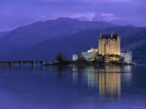 Eilean Donan Castle, Western Highlands, Scotland by Gavin Hellier