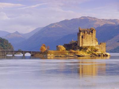 Eilean Donan (Eilean Donnan) Castle, Dornie, Highlands Region, Scotland, UK, Europe by Gavin Hellier
