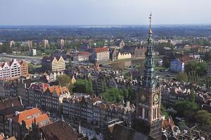 Gdansk, Poland by Gavin Hellier