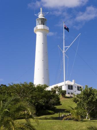 Gibbs Hill Lighthouse, Southampton Parish, Bermuda by Gavin Hellier
