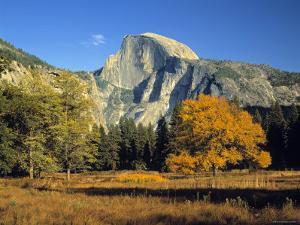 Half Dome, Yosemite Np, California, USA by Gavin Hellier
