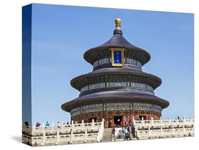 Hall of Prayer for Good Harvests, Temple of Heaven (Tian Tan), Beijing, China