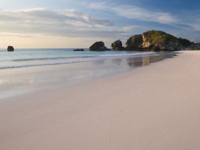 Horseshoe Bay, South Coast Beaches, Southampton Parish, Bermuda