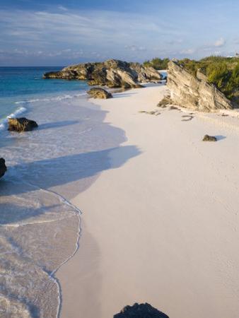 Horseshoe Bay, South Coast Beaches, Southampton Parish, Bermuda by Gavin Hellier