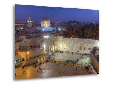 Jewish Quarter of Western Wall Plaza, Old City, UNESCO World Heritge Site, Jerusalem, Israel