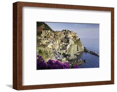 Manarola, Cinque Terre, UNESCO World Heritage Site, Liguria, Italy, Europe