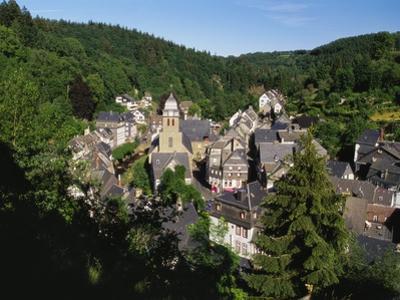 Monschau, Aachen, North Rhine-Westphalia, Germany, Europe