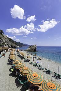 Monterosso Al Mare, Cinque Terre, UNESCO World Heritage Site, Liguria, Italy, Europe by Gavin Hellier