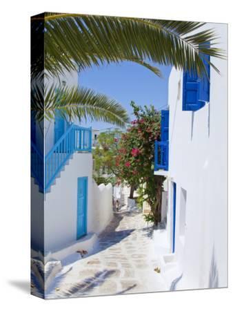 Mykonos (Hora), Cyclades Islands, Greece, Europe