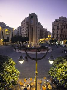 Place d'Etoile, Beirut, Lebanon by Gavin Hellier