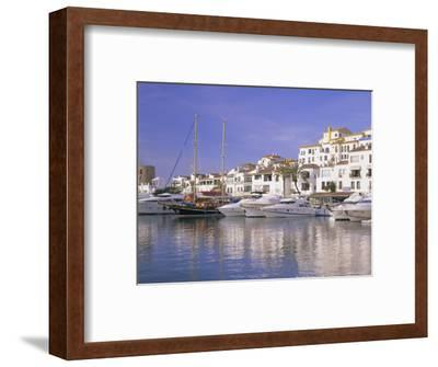 Puerto Banus, Near Marbella, Costa Del Sol, Andalucia (Andalusia), Spain, Europe
