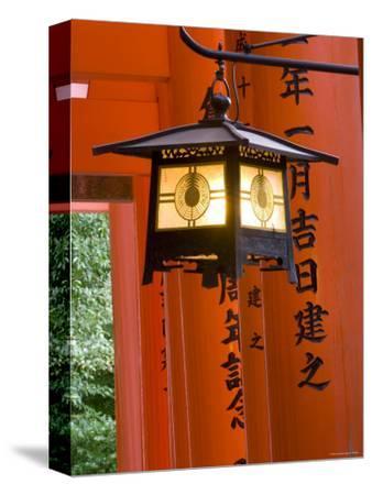 Red Torii Gates, Fushimi Inari Taisha Shrine, Kyoto, Japan