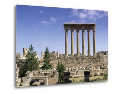 Roman Temple of Jupiter, Lebanon, Middle East