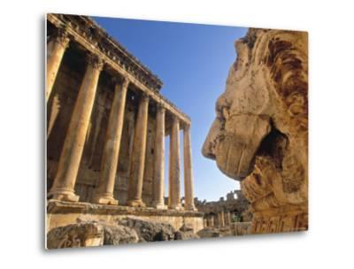 Temple of Bacchus, Baalbek, Bekaa Valley, Lebanon