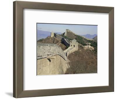 The Great Wall, Beijing, China, Asia