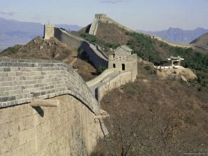 The Great Wall, Beijing, China, Asia by Gavin Hellier