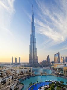 United Arab Emirates (UAE), Dubai, the Burj Khalifa by Gavin Hellier