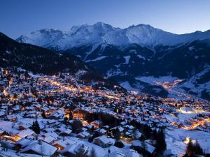 Verbier, Valais, Four Valleys Region, Switzerland by Gavin Hellier
