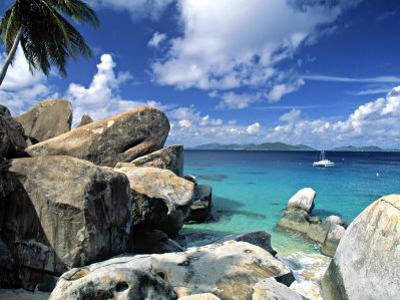 Virgin Gorda, British Virgin Islands, Caribbean by Gavin Hellier