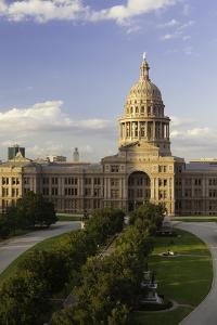 State Capital Building, Austin, Texas, United States of America, North America by Gavin