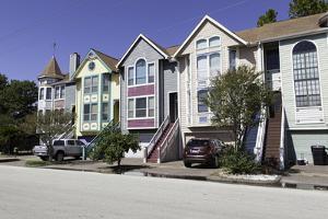 Suburban Housing in Houston, Texas, United States of America, North America by Gavin
