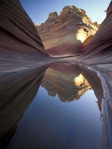 Coyote Butte Landscape, Vermilion Cliffs, Utah, USA by Gavriel Jecan