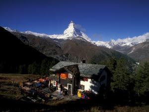 Matterhorn in Zermat Region, Switzerland by Gavriel Jecan