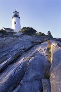 Pemaquid Point Lighthouse, Bristol, Maine by Gayle Harper