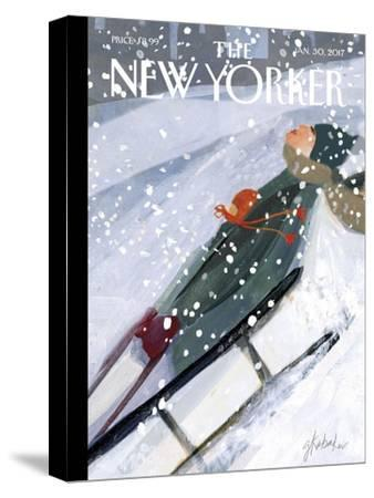 The New Yorker Cover - January 30, 2017
