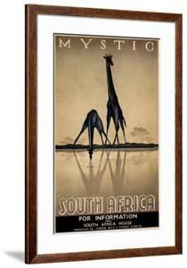 Mystic South Africa by Gayle Ullman