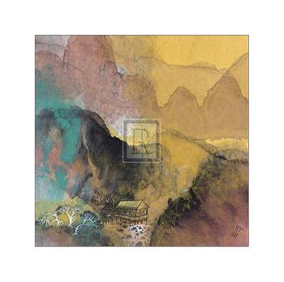 Gazing at the Autumn Colours-Wang Jianan-Art Print