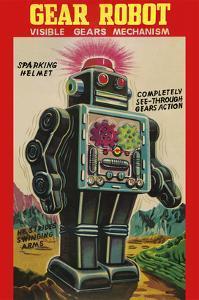 Gear Robot