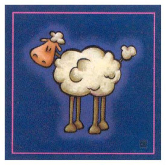 Gedeon le Mouton-Raphaele Goisque-Art Print