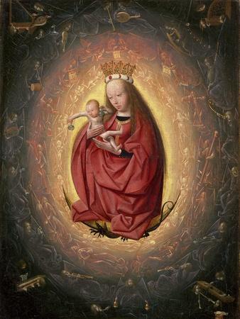 The Glorification of the Virgin