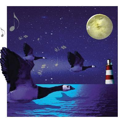 Geese Fly Home-Nancy Tillman-Art Print