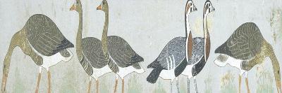 Geese of Maydum (Medum)--Giclee Print