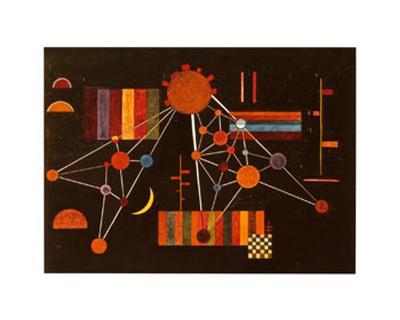 Geflecht von Oben no. 231, c.1927-Wassily Kandinsky-Art Print