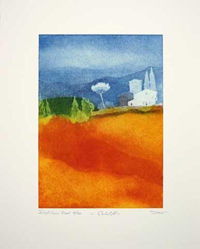 Gehöft-Günther Fries-Collectable Print