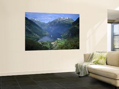 Geiranger Fjord, Western Fjords, Norway-Gavin Hellier-Giant Art Print