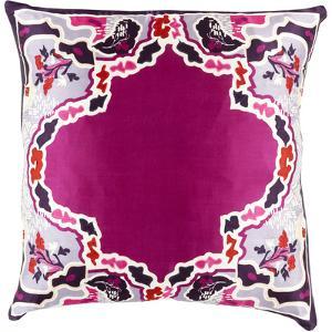 Geisha Down Fill Pillow - Cherry