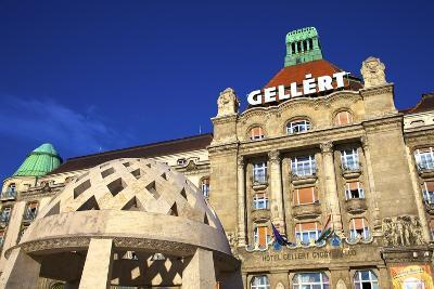 Gellert Hotel and Spa, Budapest, Hungary, Europe-Neil Farrin-Photographic Print