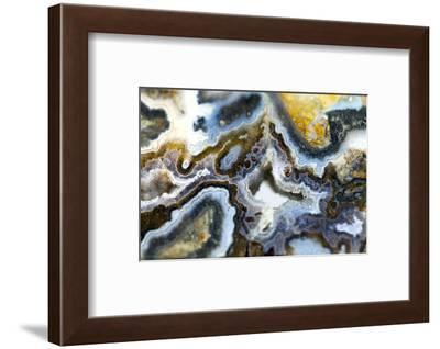 Gem Stone Agate-ELEN-Framed Photographic Print